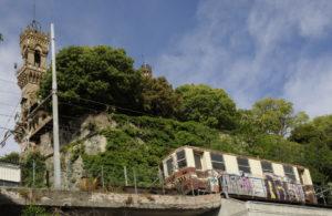 Ginestre - Trenino di Casella