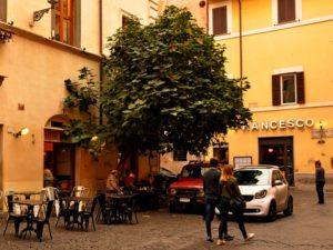 Piazza del Fico